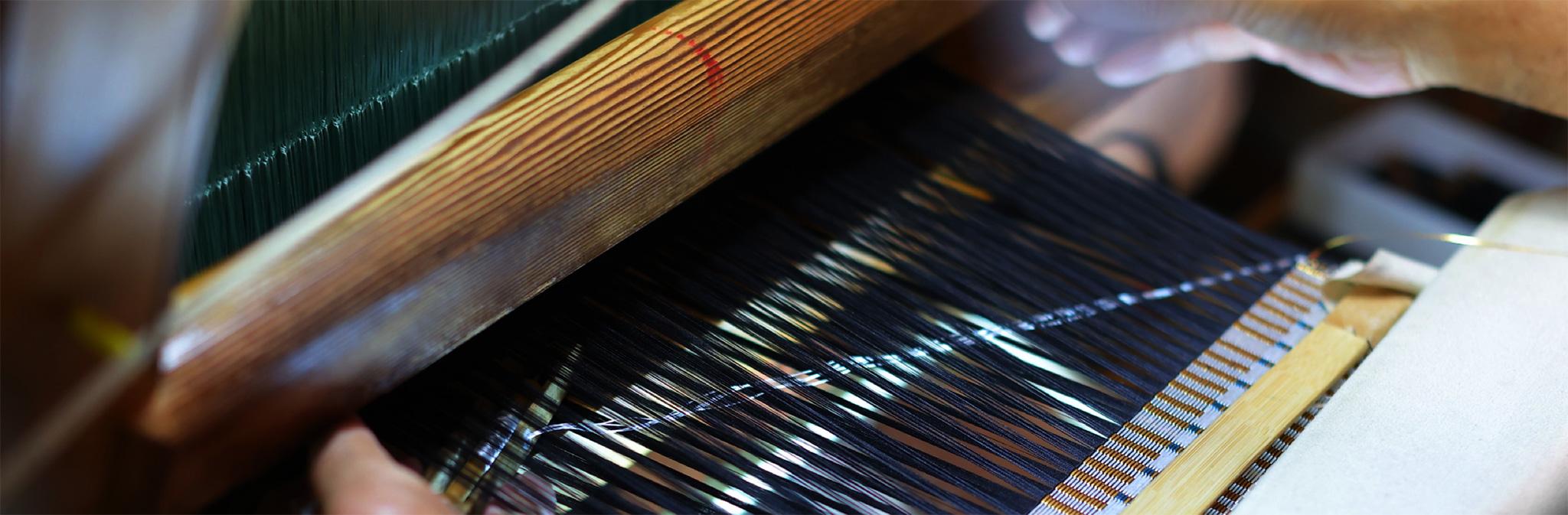 西陣織の裾野を広げる新しい挑戦